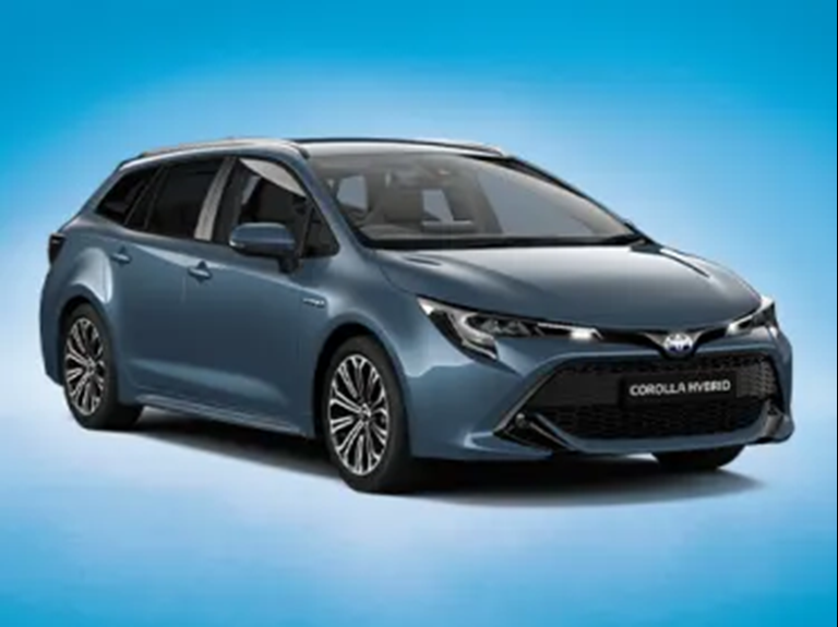 All New Corolla Hybrid Touring Sports