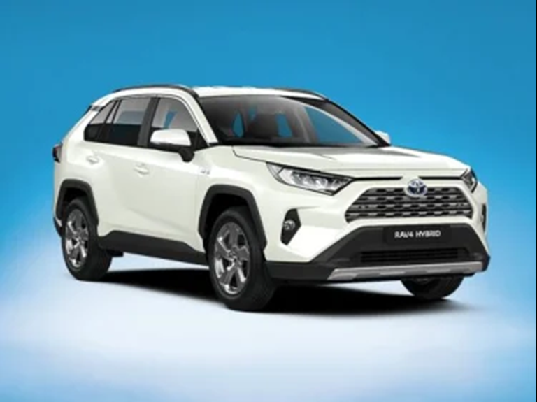 All New RAV4 Hybrid Design