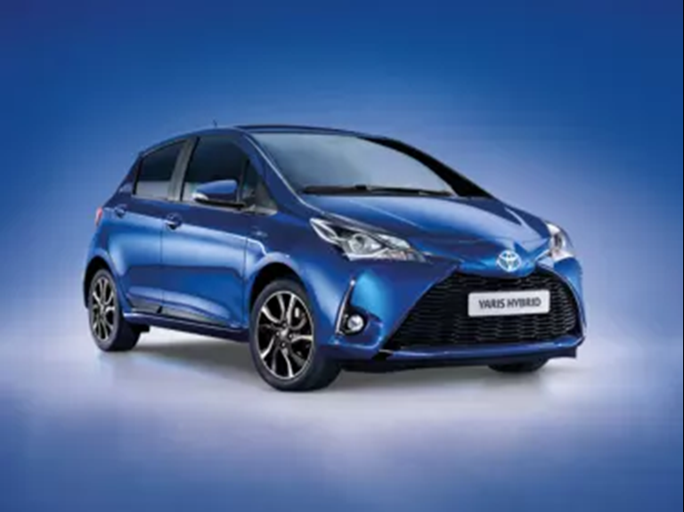 Yaris Hybrid Icon Tech