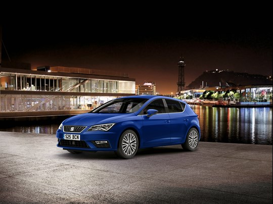SEAT Leon from £175 per month