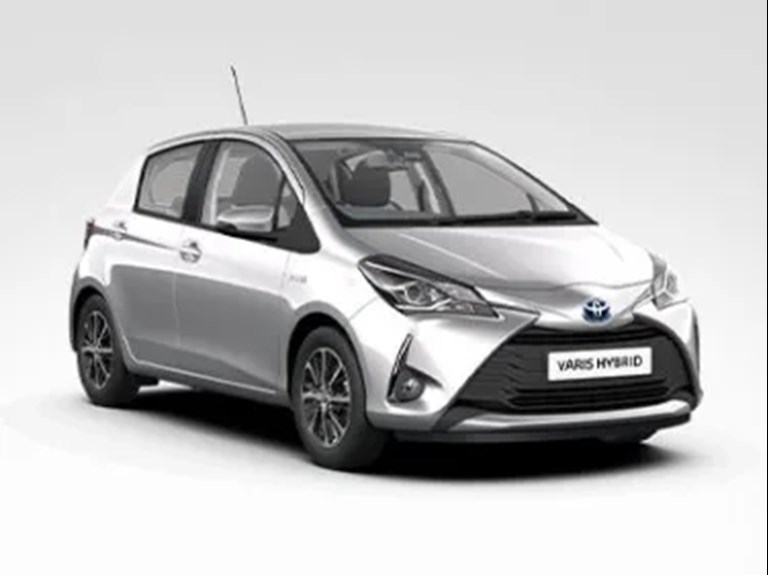 Toyota Yaris Motability Offer