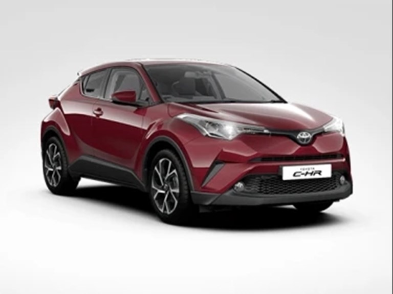 Toyota C-HR Motability Offer