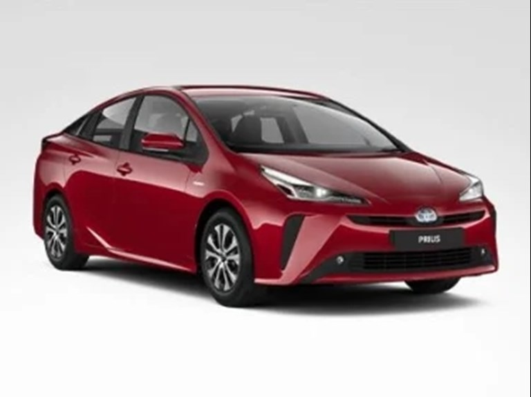 Toyota Prius Active Business Offer