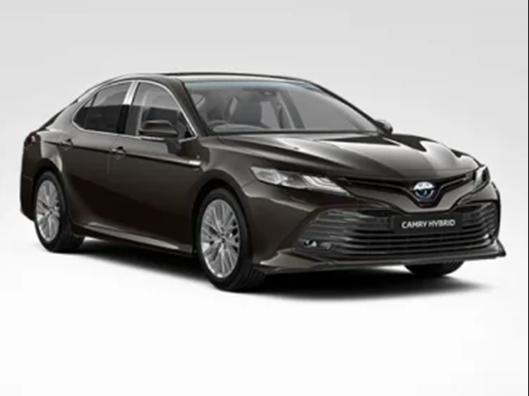 New Camry Hybrid Excel