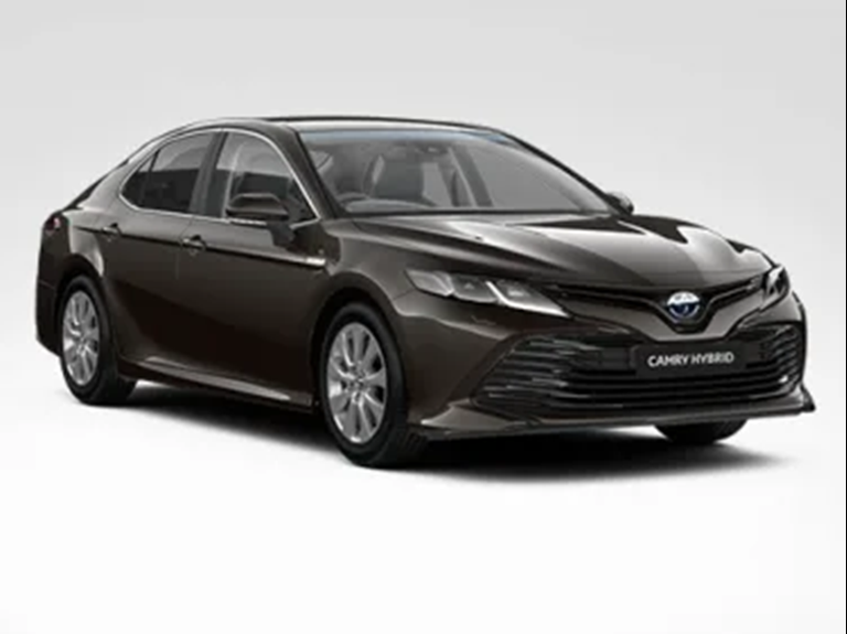 New Camry Hybrid Design