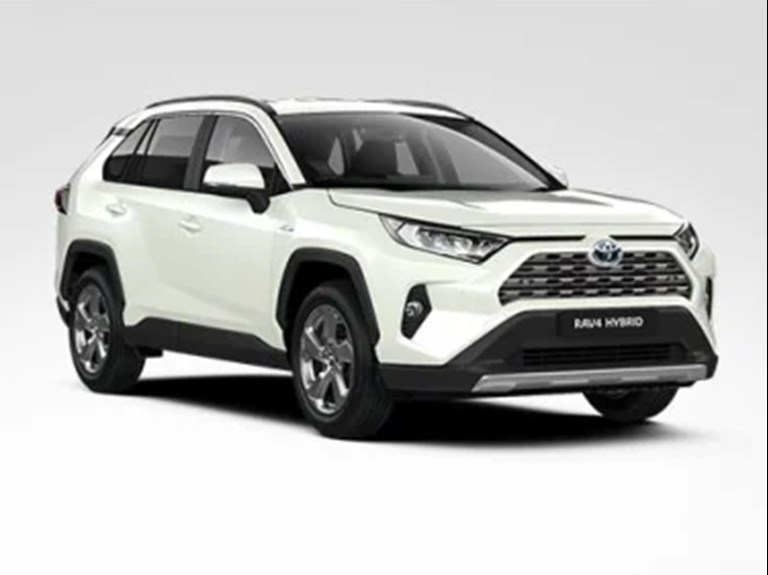New RAV4 Hybrid Design