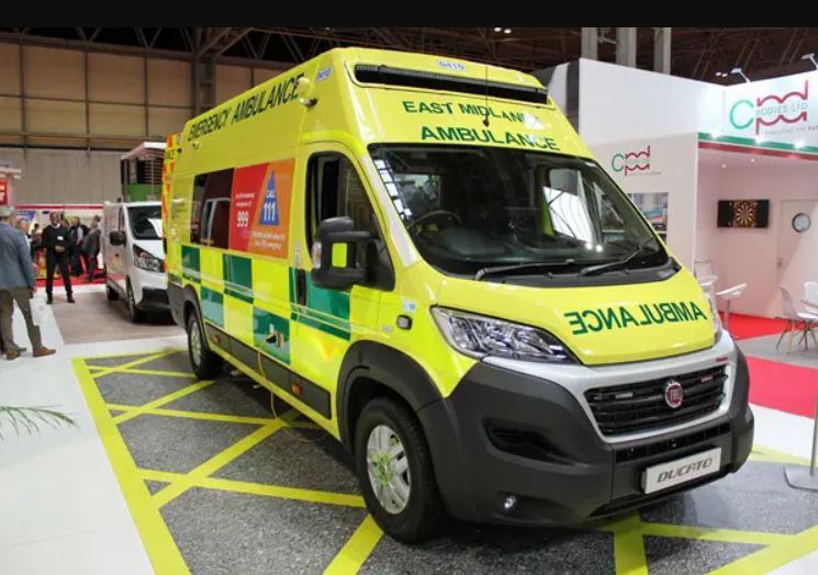 Fiat Professional becomes the number one ambulance provider