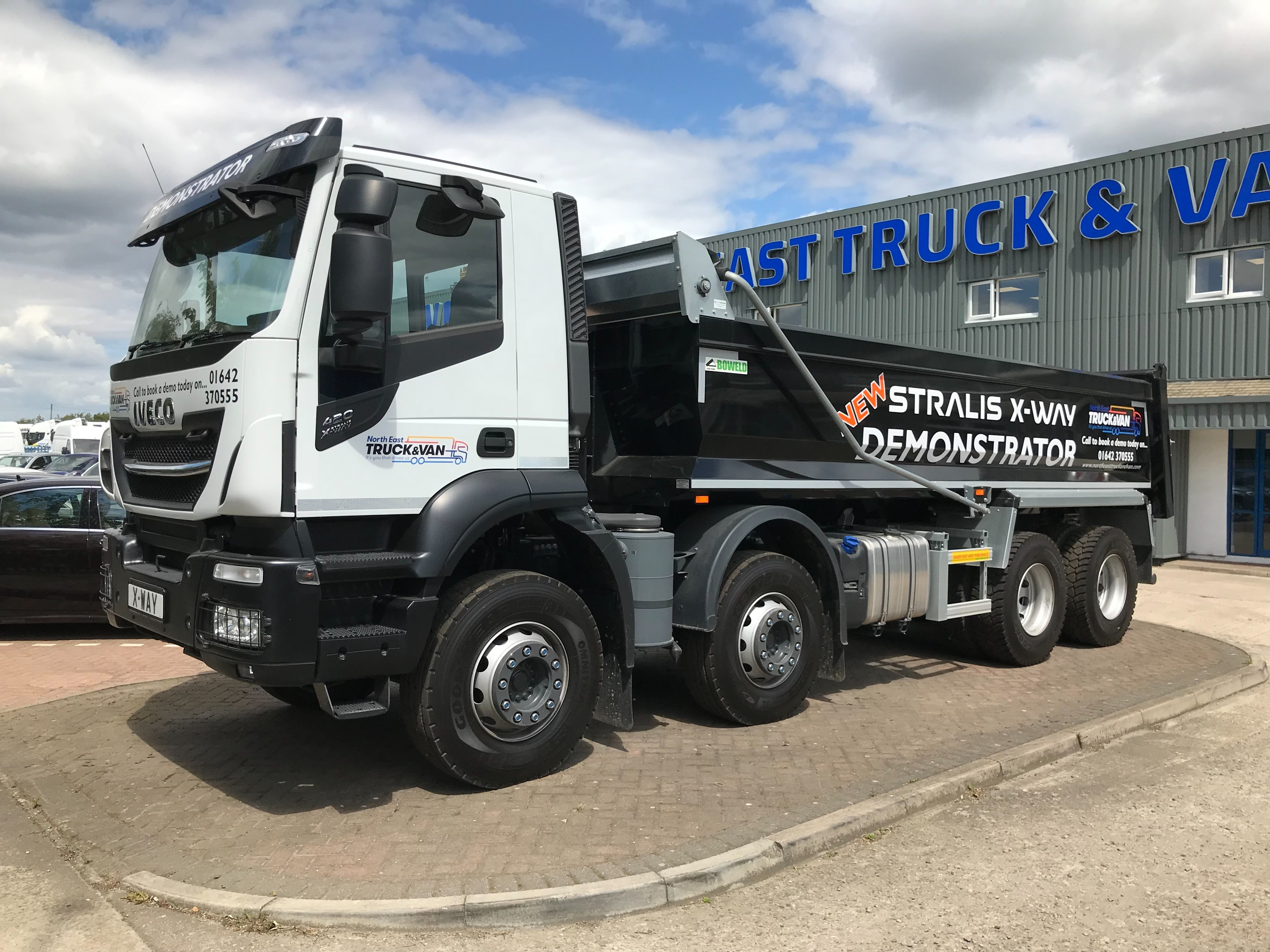 IVECO Stralis X-Way impresses leading publication
