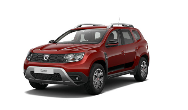 All-New Duster Techroad