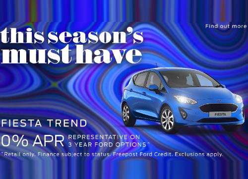 Fiesta Trend Offer