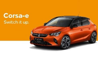 New Electric Vauxhall Corsa-e Available to Order Now