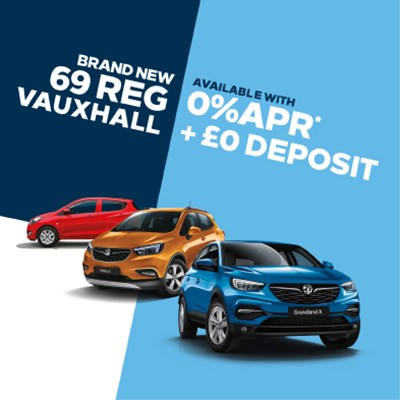 Brand New Vauxhall