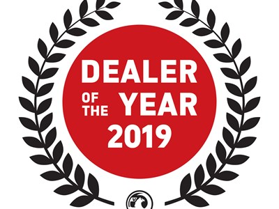 Drive Vauxhall Group named European Dealer Group of the Year 2019