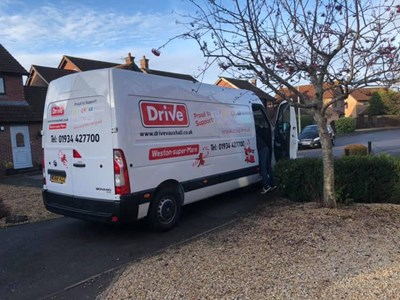 EVERY CHILD NEEDS CHRISTMAS is proudly supported by Drive Vauxhall Weston Super Mare