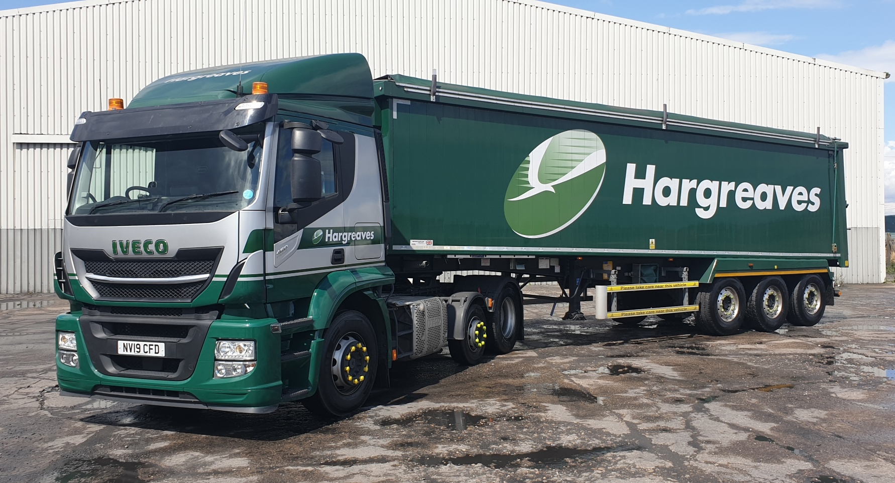 Leading company chooses North East Truck and Van