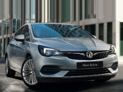 New Aerodynamic Vauxhall Astra on Sale in August