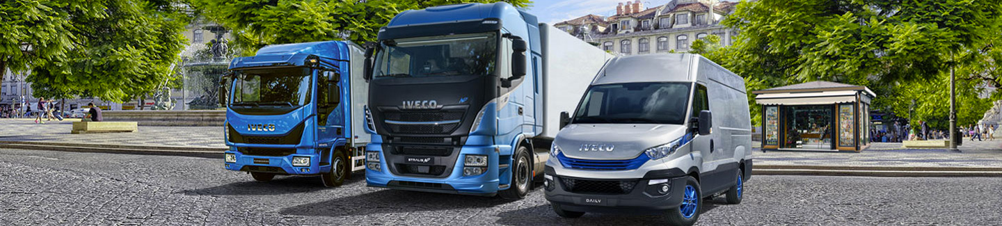Why choose IVECO Natural Power for your commercial requirements?