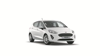 Ford Fiesta Motability Offer