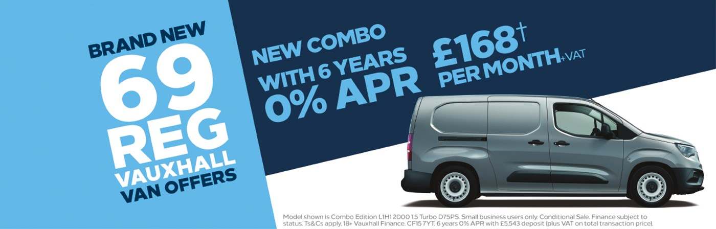 6 Years 0% APR Combo £168 Per Month