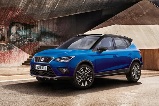 SEAT SUV Range from £219 per month